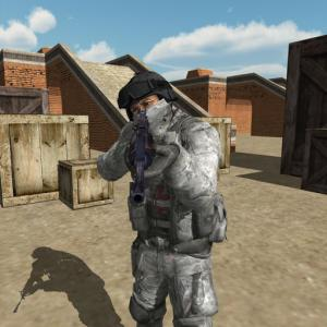 Counter City Strike Commando Action 2020