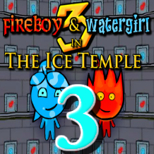 Fireboy & Watergirl 3: The Ice Temple - Join the adventure ...