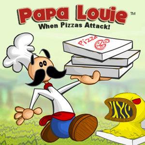 Papa Louie Pizza