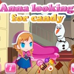 Anna Looking For Candy