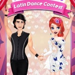 Ariel And Eric Latin Dance Contest