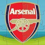 Arsenal Emblem Puzzle