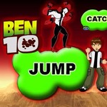 Ben10 Space Jump