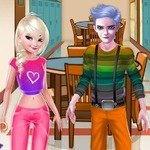 Elsa And Jack Library Love