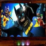 Lego Batman In Action