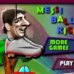 Messi Ball Kicker