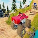 Oddbods Monster Truck Challenge