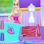 Princess Elsa's Tailor Shop