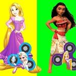 Princess Fidget Spinner Design