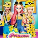 Princess In Minion Style