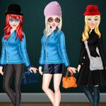 Princess Modern Autumn Outfit