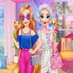 Princesses Summer Memories