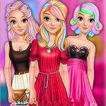 Rapunzel Dye Hair Designer