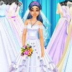 Rapunzel Wedding Dress Designer 2