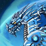 Robot Ice Dragon