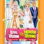 Royal Wedding Vs Modern Wedding