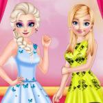 Sisters Nails Design