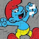 The Smurfs Jigsaw