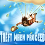 Theft When Proceeding
